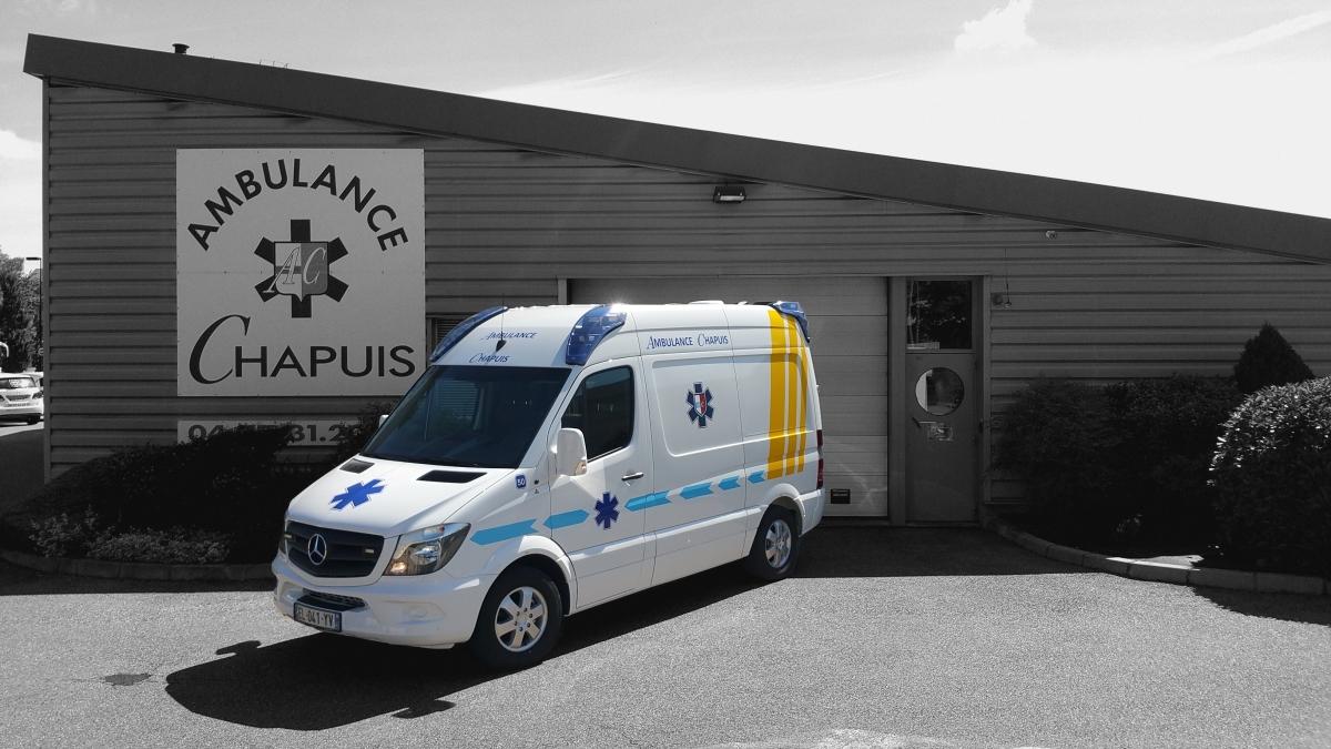 ambulance chapuis saint chamond 42. Black Bedroom Furniture Sets. Home Design Ideas